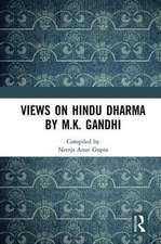 Views on Hindu Dharma by M.K Gandhi