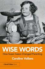 How Susan Isaacs Changed Parenting Forever