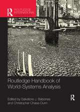 HANDBOOK OF WORLD SYSTEMS ANALYSIS