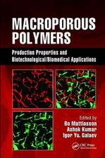 MACROPOROUS POLYMERS PRODUCTION PRO
