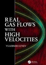 REAL GAS FLOWS WITH HIGH VELOCITIES