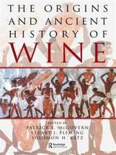 The Origins and Ancient History of Wine