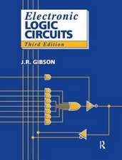 ELECTRONIC LOGIC CIRCUITS 3ED