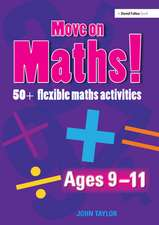 Move on Maths Ages 9-11