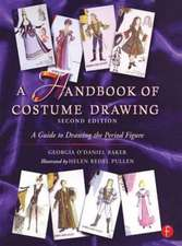 A Handbook of Costume Drawing