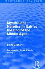 MYSTICS AND HERETICS IN ITALY REV