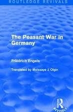 PEASANT WAR IN GERMANY REV RPD