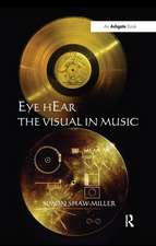Eye Hear the Visual in Music