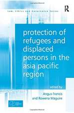 PROTECTION OF REFUGEES AND DISPLACE