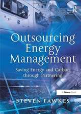 Outsourcing Energy Management