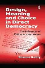 Design, Meaning and Choice in Direct Democracy