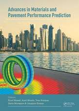Advances in Materials and Pavement Prediction