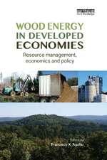 Wood Energy in Developed Economies