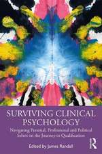 Surviving Clinical Psychology