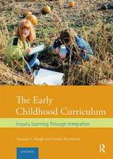 THE EARLY CHILDHOOD CURRICULUM KRO