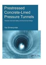 PRESTRESSED CONCRETE-LINED PRESSURE