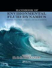 HANDBOOK OF ENVIRONMENTAL FLUID DYN