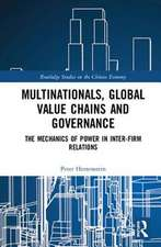 GOVERNANCE IN GLOBAL VALUE CHAINS -