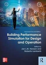 BUILDING PERFORMANCE SIMULATION FOR