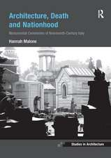 Architecture, Death and Nationhood