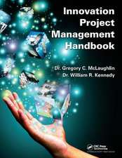 Innovation Project Management Handbook