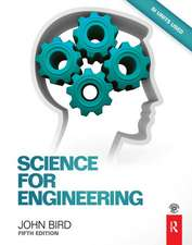 Science for Engineering, 5th ed