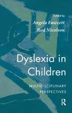 Dyslexia In Children