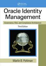 ORACLE IDENTITY MANAGEMENT GOVERNAN