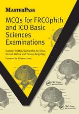 MCQS FOR FRCOPHTH AND ICO BASI