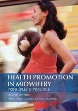 HEALTH PROMOTION IN MIDWIFERY 2 ED
