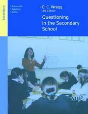 Questioning in the Secondary School
