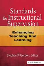 STANDS FOR INSTRUC SUPERVISION