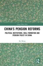 China's Pension Reforms