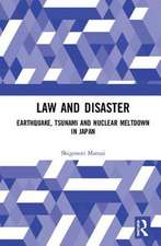 Law and Disaster