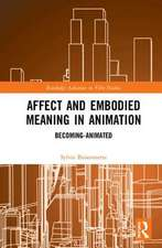 Affect and Embodied Meaning in Animation