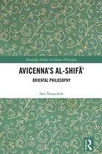 Nusseibeh, S: Avicenna's Al-Shifa'