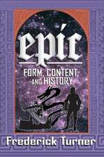 EPIC FORM CONTENT AND HISTORY