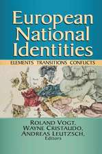 EUROPEAN NATIONAL IDENTITIES