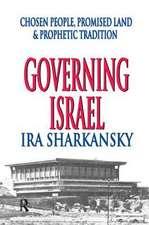 GOVERNING ISRAEL