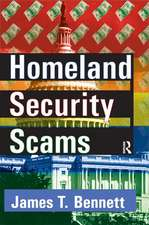HOMELAND SECURITY SCAMS