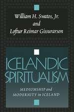 ICELANDIC SPIRITUALISM