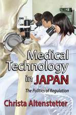 MEDICAL TECHNOLOGY IN JAPAN THE PO