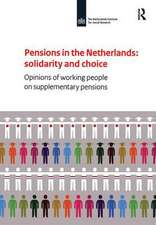PENSIONS IN THE NETHERLANDS SOLIDA