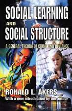 Social Learning and Social Structure