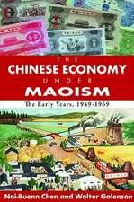 The Chinese Economy Under Maoism