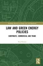 Law and Green Energy Policies
