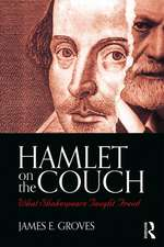 Hamlet on the Couch