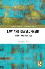 Law and Development