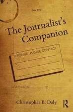 Journalist's Companion