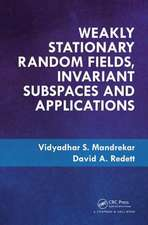 Weakly Stationary Random Fields, Invariant Subspaces and Applications